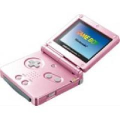 Pink Gameboy Advance SP