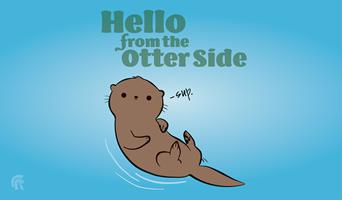 Legion - Playmat - Otter Side