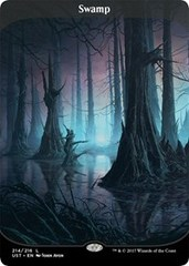 Swamp (214/216) - FULL ART