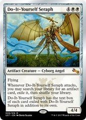 Do-It-Yourself Seraph - Foil