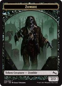 Zombie Token - Foil