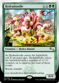 Hydradoodle - Foil