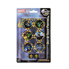 Marvel - Avengers Infinity Dice & Token Pack