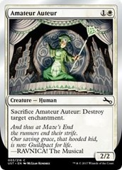 Amateur Auteur (Ravnica) Version 1