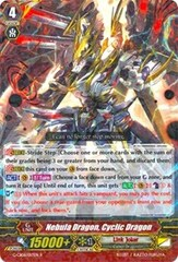 Nebula Dragon, Cyclic Dragon - G-CB06/017EN - R