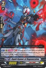 Rapid Gunner of Degeneration - G-CB06/032EN - C on Channel Fireball