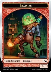 Brainiac Token - Foil