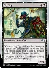 Sly Spy (A) - Foil