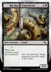 Big Boa Constrictor