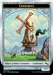 Construct Token - Foil on Channel Fireball