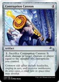 Contraption Cannon