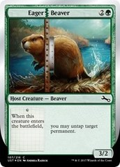 Eager Beaver - Foil on Channel Fireball