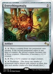 Everythingamajig (A) (1st line of Effect: Move a counter from one permanent) - Foil
