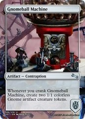 Gnomeball Machine - Foil