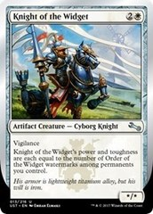 Knight of the Widget - Foil