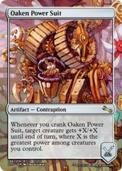 Oaken Power Suit - Foil