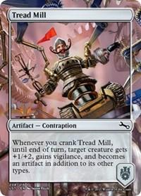 Tread Mill - Foil