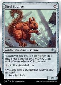 Steel Squirrel - Foil