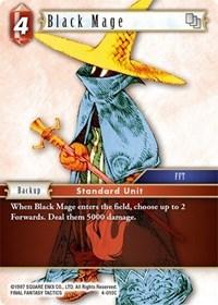 Black Mage - 4-010C