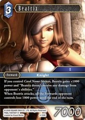 Beatrix - 4-135R - Foil on Channel Fireball