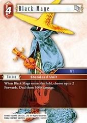 Black Mage - 4-010C - Foil