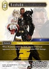Raubahn - 4-096H - Foil