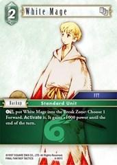 White Mage - 4-061C - Foil