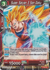 Super Saiyan 3 Son Goku (Foil Version) - P-003 - PR