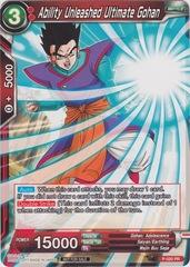 Ability Unleashed Ultimate Gohan (Foil Version) - P-020 - PR