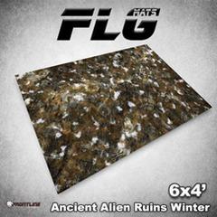 Flg Mats Ancient Alien Ruins Winter 4X6