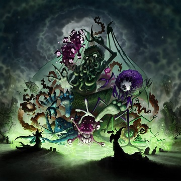 AWrithe: A Game Of Eldritch Contortions