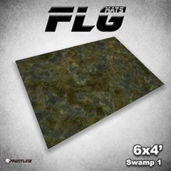 FLG Mat - Swamp 1 4X6