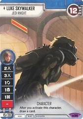 Luke Skywalker - Jedi Knight (Alternate Full Art)