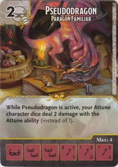 Psuedodragon - Paragon Familiar (Die and Card Combo)