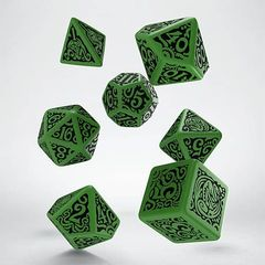Call Of Cthulhu Outer Gods Cthulhu Dice Set (7)