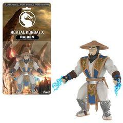 Savage World: Mortal Kombat X - Raiden Action Figure (Chase)