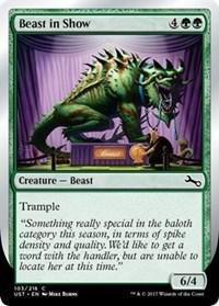 Beast in Show (C)