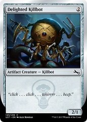 Delighted Killbot - Foil