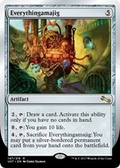 Everythingamajig (B) (1st line of Effect: Draw a card) - Foil