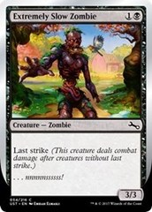 Extremely Slow Zombie (D - nnnnnssssss) - Foil