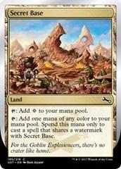 Secret Base (D) - Foil