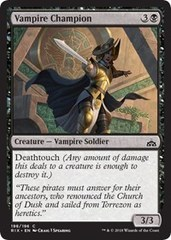 Vampire Champion - Planeswalker Deck Exclusive