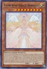 Elemental Grace Doriado - CIBR-EN039 - Rare - Unlimited Edition