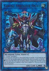 Gouki Thunder Ogre - CIBR-EN045 - Ultra Rare - Unlimited Edition