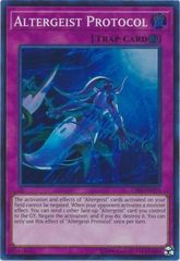 Altergeist Protocol - CIBR-EN071 - Super Rare - Unlimited Edition on Channel Fireball