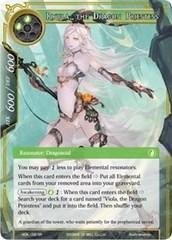 Ryula, the Dragon Priestess - ADK-109 - SR