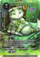 Ciel's Familiar, Mikay (Full Art) - ADK-089 - C on Channel Fireball