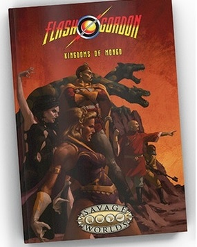 Savage World Of Flash Gordon Kingdoms Of Mongo