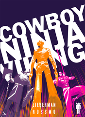 Cowboy Ninja Viking Deluxe Edition Trade Paperback (Mature Readers)