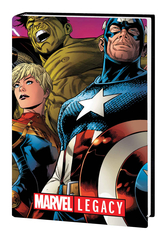 Marvel Legacy Hardcover